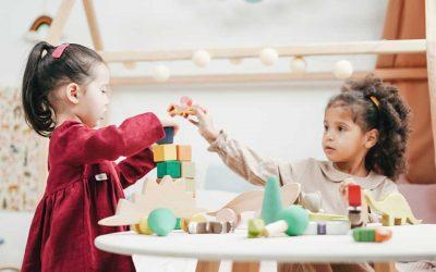 Como escolher um brinquedo de acordo com a idade da criança
