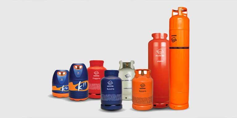 Distribuição de Gás